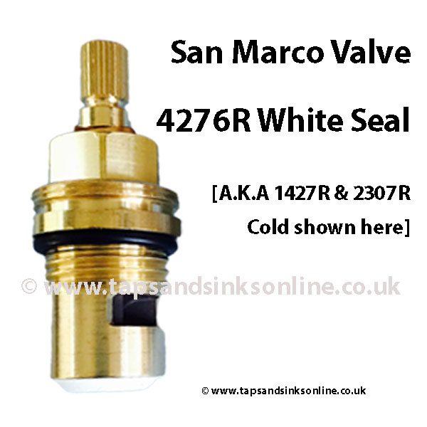 San Marco 4276R Tap Valve