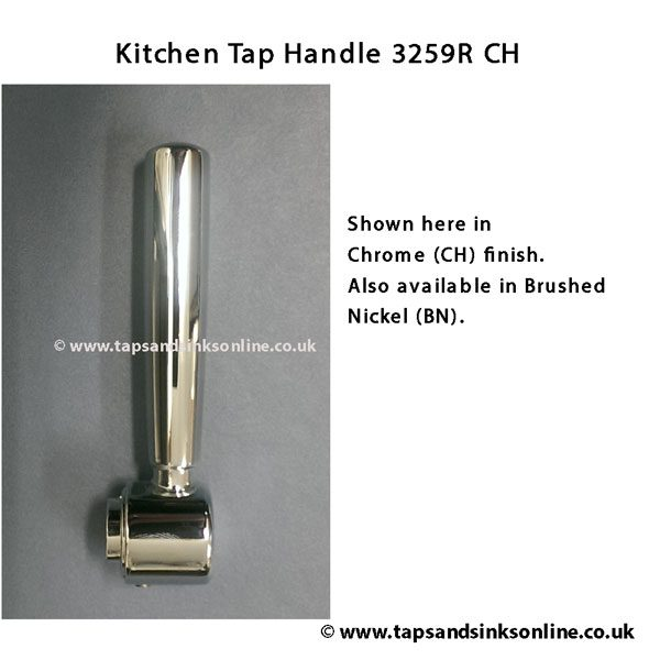 Tap Handle 3259R CH