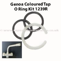 genoa coloured tap O Ring Kit 1239r