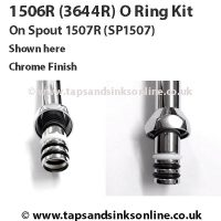 1506R O Ring Kit Spout 1507R CH