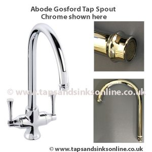 Abode Gosford Tap Spout