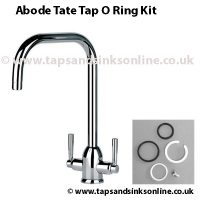 Abode Tate Tap O Ring Kit