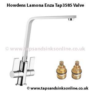 Howdens Lamona Enza Tap3585 Valve