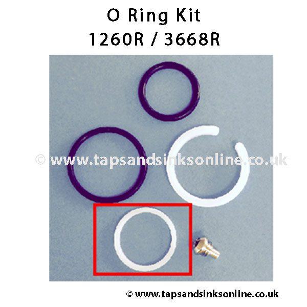 Kichen Tap O Ring Kit 1260R 3668R