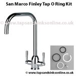 San Marco Finley Tap O Ring Kit
