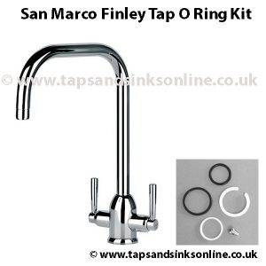 San Marco Finley Tap O Ring Kit