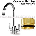 clearwater Alzira Tap Bush