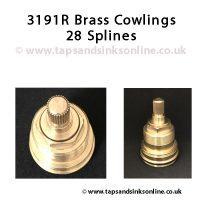 3191R Brass Cowling