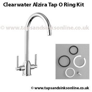 Clearwater Alzira Tap o ring kit