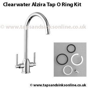 Clearwater Alzira Tap o ring kit