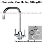 Clearwater Camillo Tap O Ring Kit
