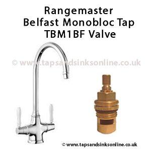 Rangemaster Belfast Monobloc Tap Valve