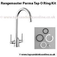 Rangemaster Parma Tap o ring kit