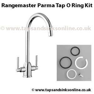 Rangemaster Parma Tap o ring kit
