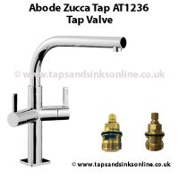 Abode Zucca Tap AT1236 Tap Valve