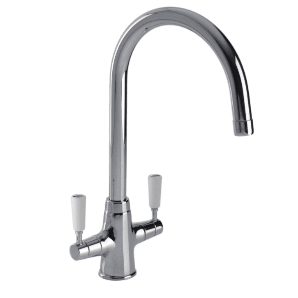 Homebase Michigan Dual Handle Kitchen Tap