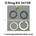 Abode Linear Flair Monobloc Tap O Ring Kit 3473R