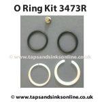 Abode Linear Flair Monobloc Tap O Ring Kit 3473R