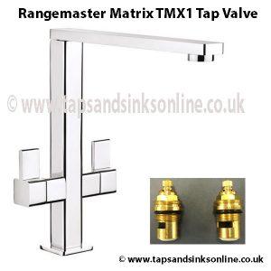 Rangemaster Matrix TMX1 Tap Valve