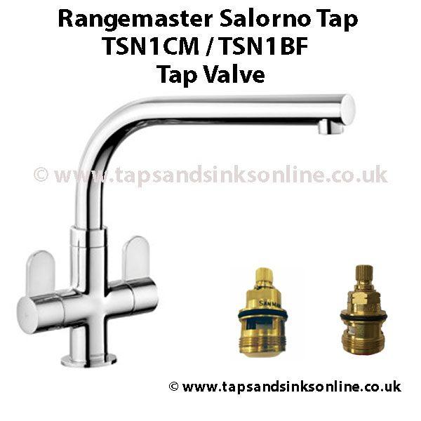 Rangemaster Salorno Tap Valve