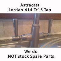 Astracast Jordan 414 TC15 Close Up We do NOT Stock