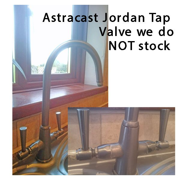 Astracast Jordan 414 TC15 Valve NOT in stock