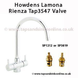 Howdens Lamona Rienza Tap3547 Valve