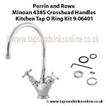 Minoan 4385 Cross Head Handles O Ring Kit
