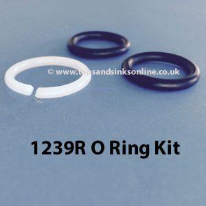 Franke DVG Divida Tap O Ring Kit 1239R