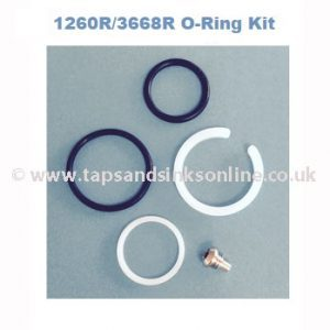 Rossi Tap O Ring Kit 1260R/3668R