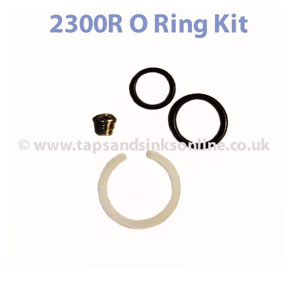 Milano Kitchen Tap O Ring Kit 2300R
