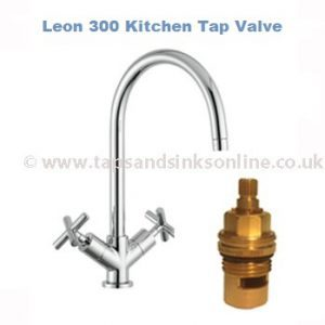 Teka Leon 300 Kitchen Tap Valve