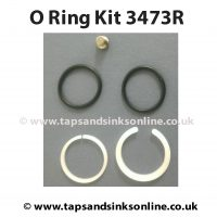 Concerto Slanto Tap O Ring Kit 3473R