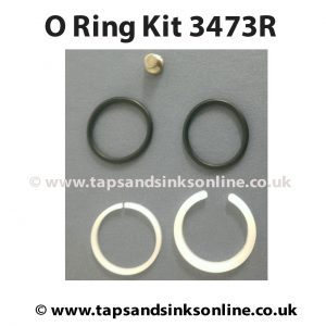 Concerto Slanto Tap O Ring Kit 3473R