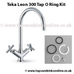 Teka Leon 300  Tap O Ring Kit