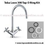 Teka Leon 300  Tap O Ring Kit