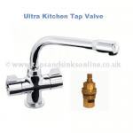 Ultra Kitchen Tap Valve