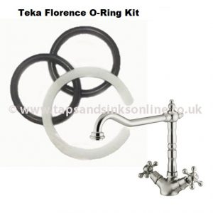 Teka Florence Tap O Ring Kit 3646R