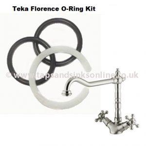 Teka Florence Tap O Ring Kit 3646R