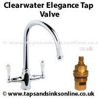 Clearwater Elegance Tap Valve