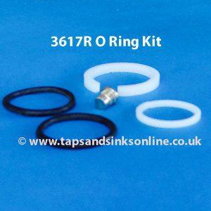 Clearwater Cherika O Ring Kit 3617R