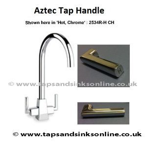 Aztec Kitchen Tap Handle 2534R