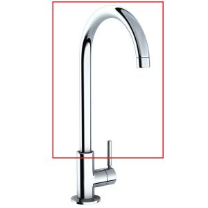 Carron Phoenix Savoy Kitchen Tap Spout 3759R