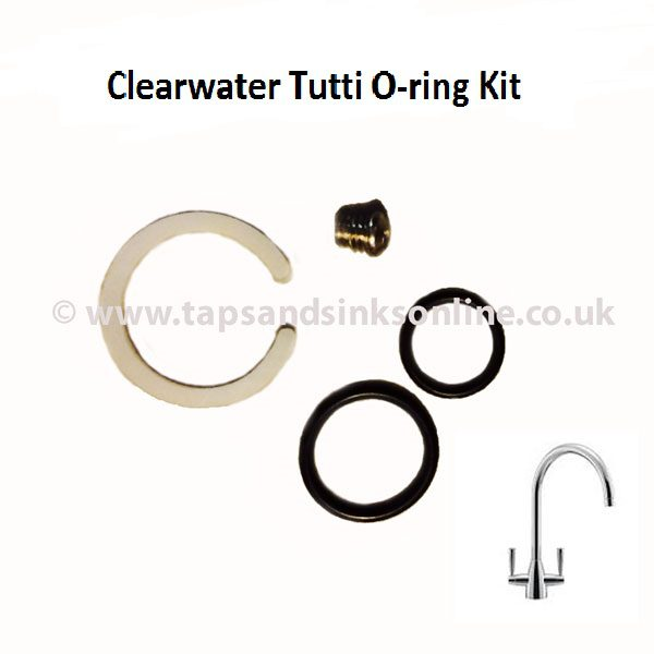 Clearwater Tutti Tap O Ring Kit SP2300