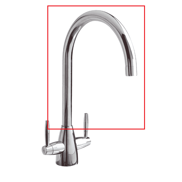 Clearwater Tutti Kitchen Tap Spout