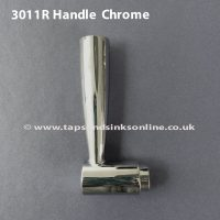 3011R Handle Chrome