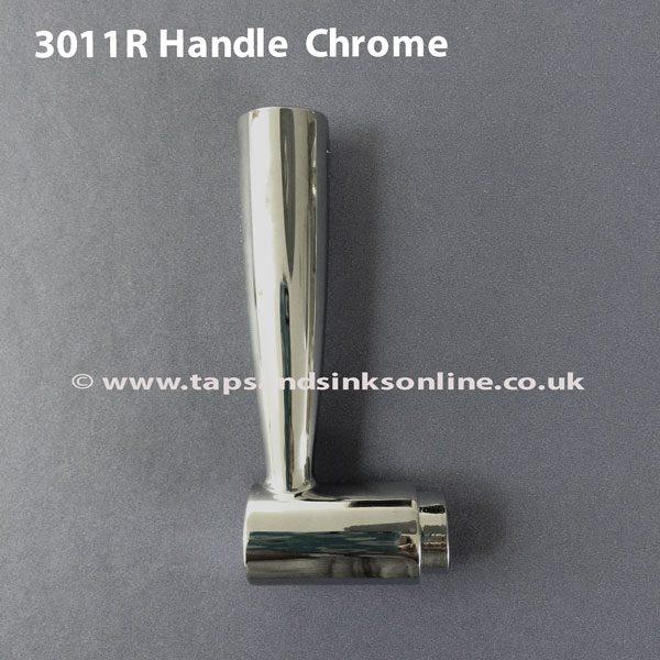 3011R Handle Chrome