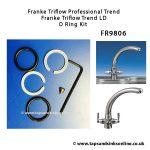 Franke Triflow Professional Trend O Ring Kit FR9806