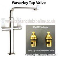 Carron Phoenix Waverley Tap Valve