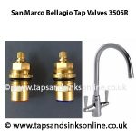 San Marco Bellagio Tap Valves 3505R